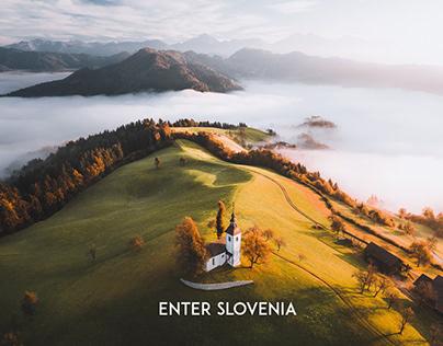 Enter Slovenia