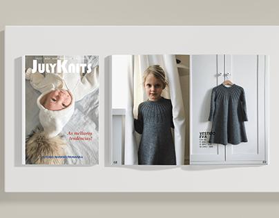 Catálogo Primavera/Verão 2020 - July Knits