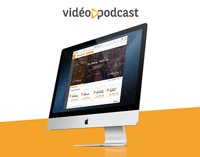 VideoPodcast - Redesign