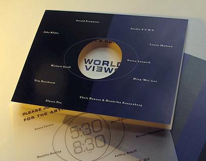 """EVENT INVITATION: Deutsche Bank, """"World Views"""""""