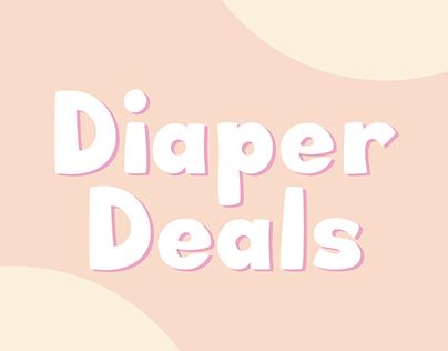 Diaper Deals • Baby Company