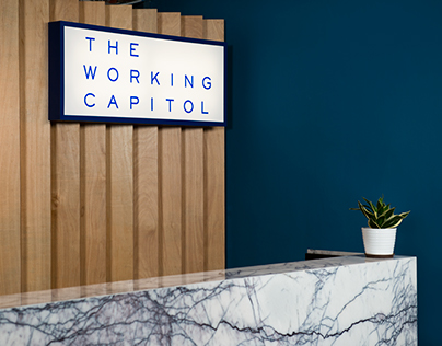 The Working Capitol – Wayfinding