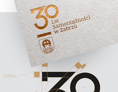 logo 30 anniversary