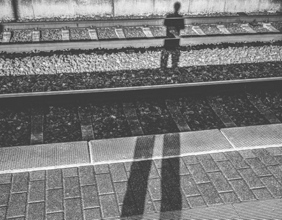 The shadow will remain! // Digital Photography