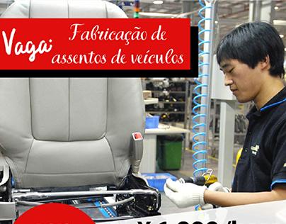 Projeto Work Japan, Empregos no Japão