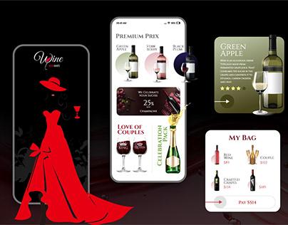 Wine cellar App