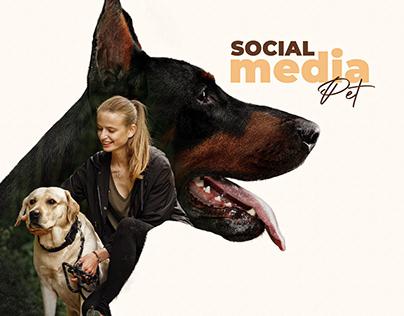 Pet | Social Media