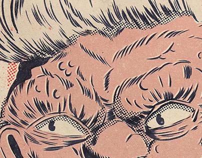 Donald KRANG Poster.