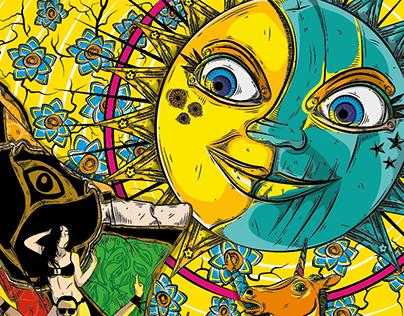 Tomorrowland Print