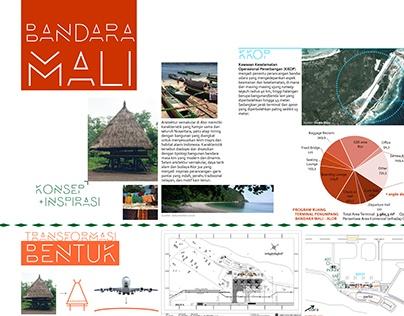 Mali Airport - Alor, Indonesia