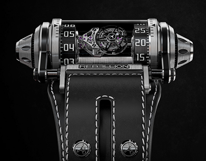 Rebellion Weap-One Tourbillon