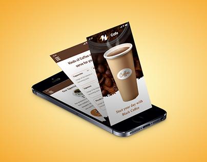 Café App