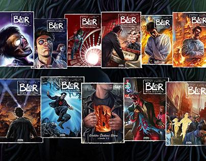 Bler series covers