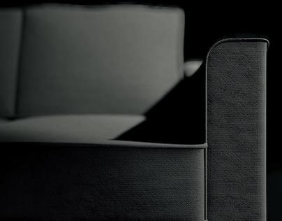 CLOSE UP ANIMATION - SOFA DETAILING by WIL VIZ