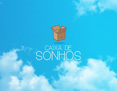 Caixa de Sonhos - Branding and Landing Page