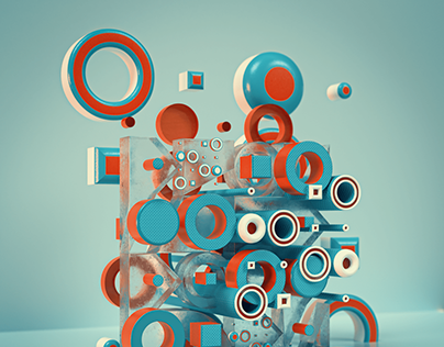 Text tool experiment in Adobe Dimension