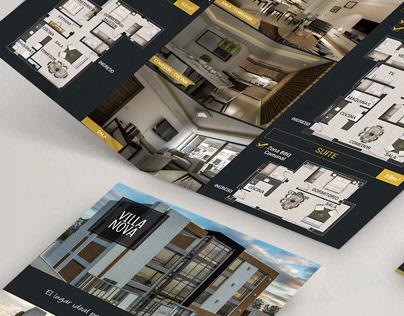 Edificio Villanova / Brochure