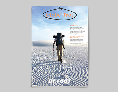 'Globe Trot' Magazine