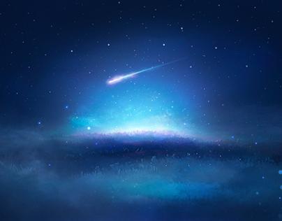 ART / The cosmos is near! / Космос рядом!