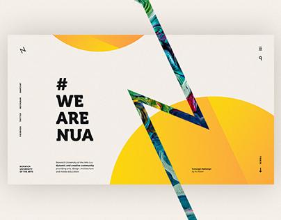 NUA Concept Redesign