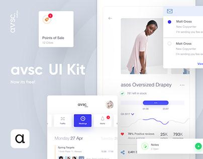 avsc. - Free UI Kit
