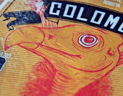 COLOMBIA HARDCORE 2