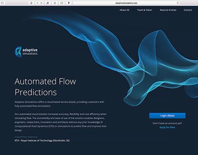 Adaptive Simulations