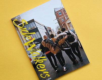 """Sidewalkers"" Brand Magazine"