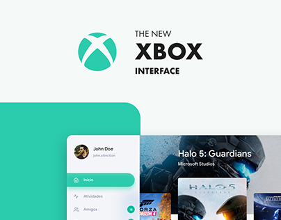 Xbox - New Interface