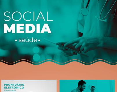 SOCIAL MEDIA - Saúde
