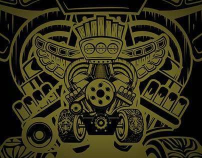 Motor Totem