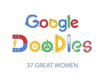 Google Doodle Women