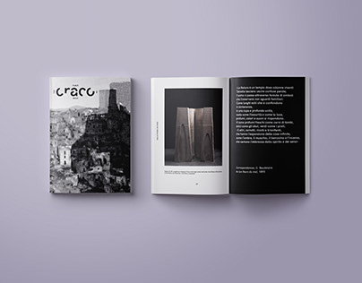 Craco: the place to build // Visual Identity