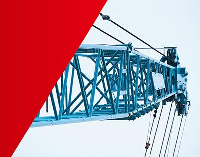 Matsuzaki Construction Branding Graphic