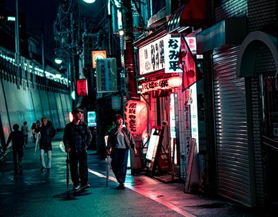 Shinjuku, Japan | Photography
