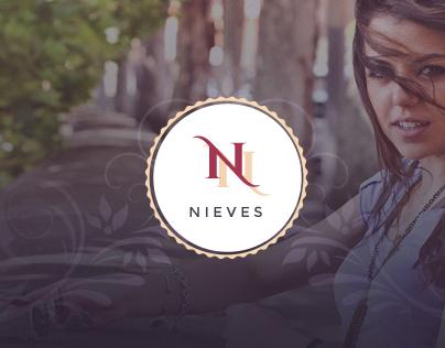 Nieves Beauty Salon WordPress Theme