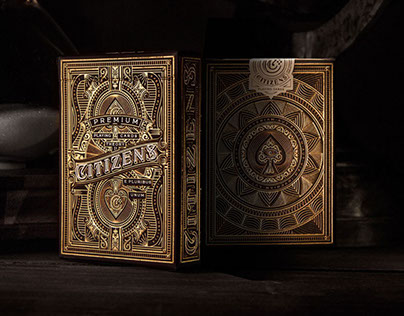 Citizens Playing Cards | Kevin Cantrell