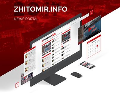 Zhitomir.info - news portal