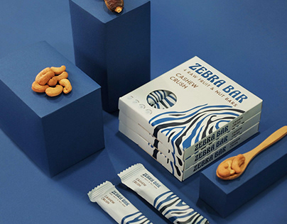 Zebra Bar / Packaging Design