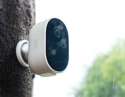 Tuya Smart camera base station Kit