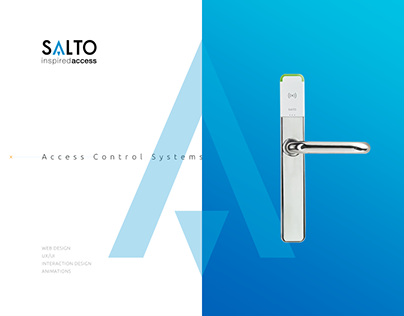 Salto systems   Corporate site
