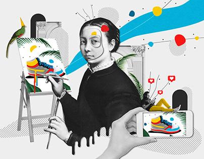 Illustrations for Fast Company Magazine