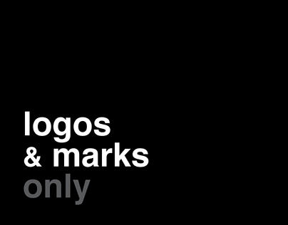 Logos & Marks Only