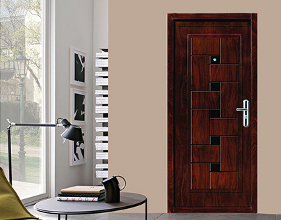 Catalogue for security doors