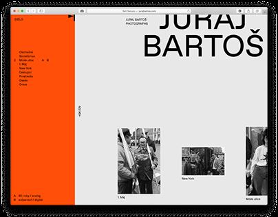Juraj Bartoš Web Design