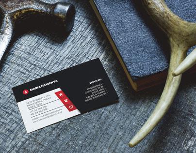 Lawukazi Projects - Identity Design