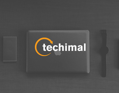 Techimal — Branding + Website
