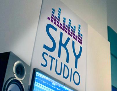 """Logo """"SKY Studio"""""""