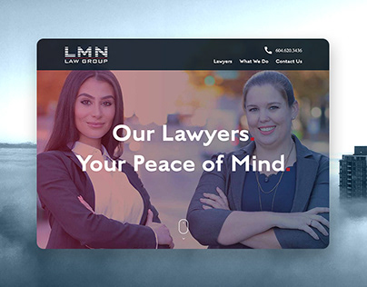 Law Firm Brand Identity & Web Design