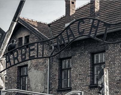 Auschwitz - Birkenau 75 REMEMBER HUMANS